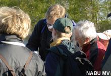 Ehrenamtliches Engagement für die Natur