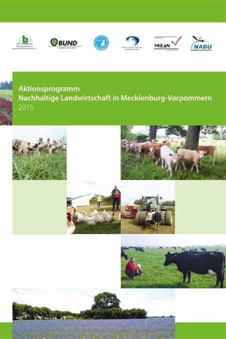 Aktionsprogramm Nachhaltige Landwirtschaft M-V